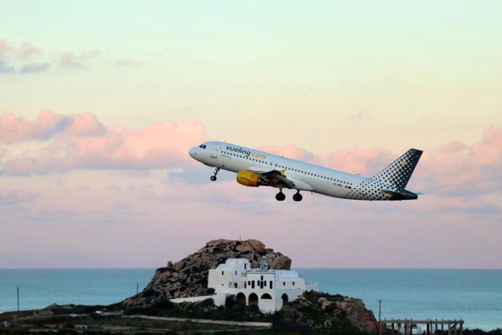 aéroport de santorin guide 2020