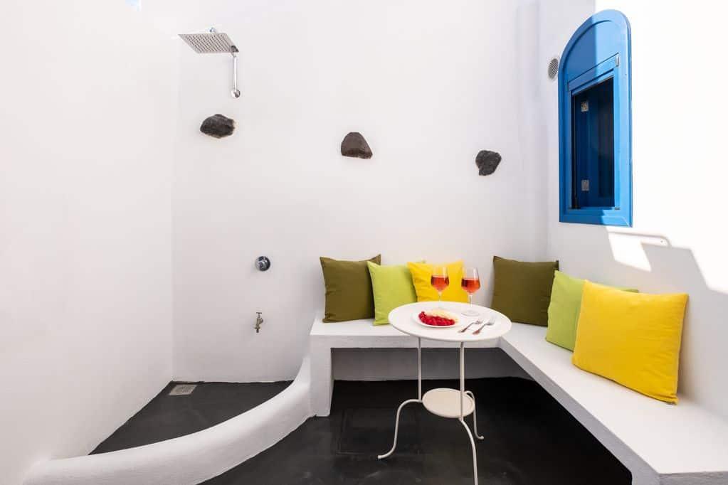 airbnb santorin