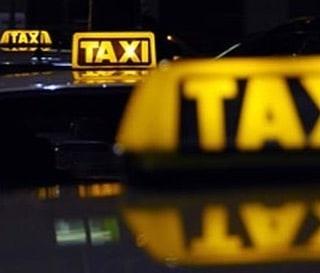taxi santorin