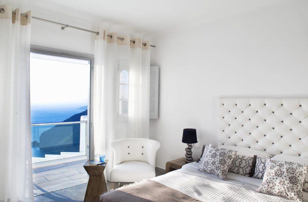 hotel belvedere santorin