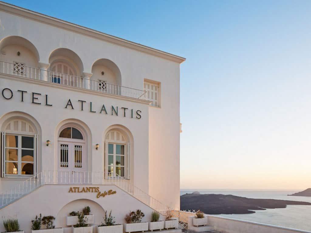 hotel atlantis santorin