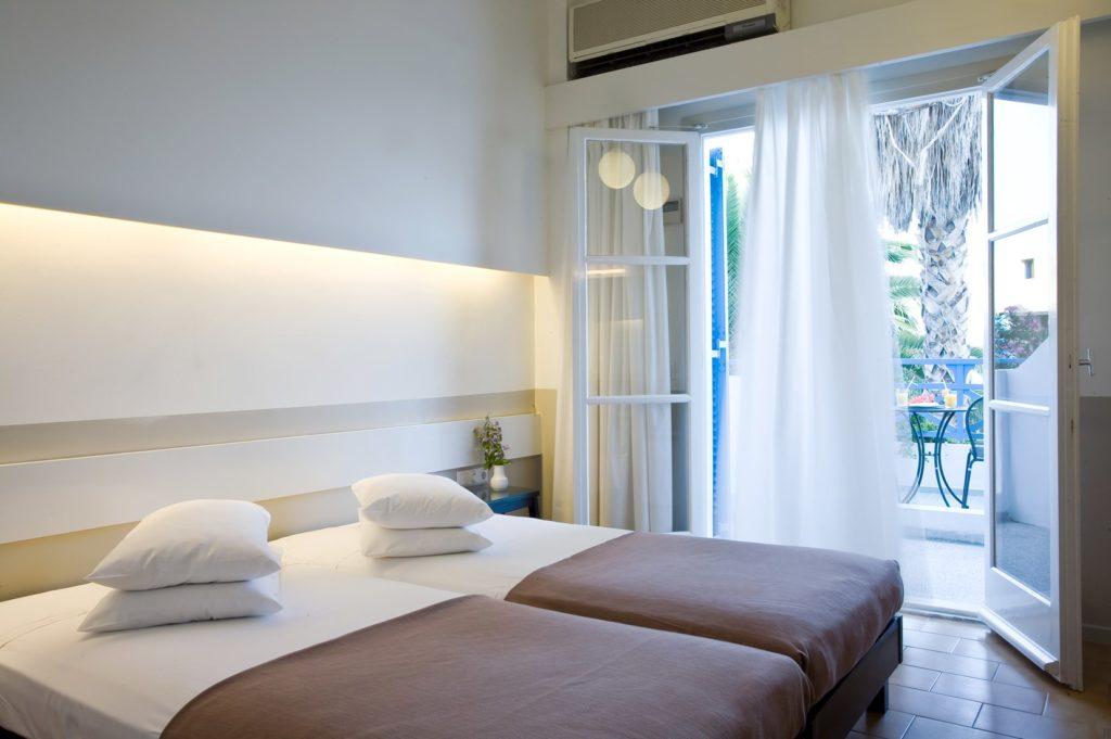 hotel kamari à santorin